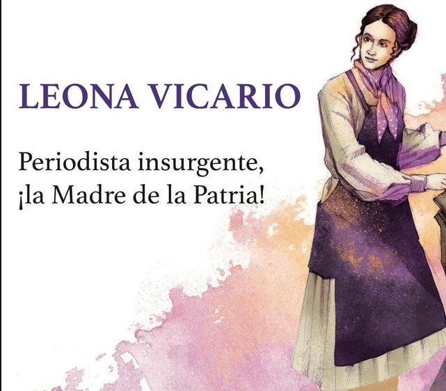 Conmemoran con podcast 232 aniversario del natalicio de Leona Vicario