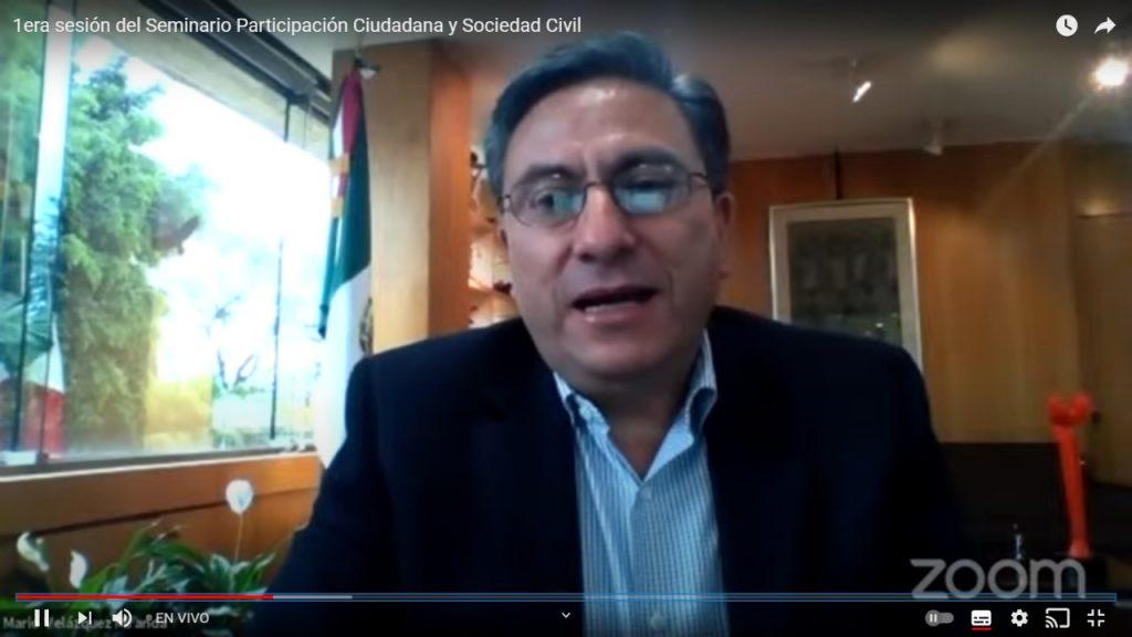 Consolidar la Red de Observación, fundamental para la realización de procesos electorales transparentes y apegados a la ley: Presidente del IECM, Mario Velázquez