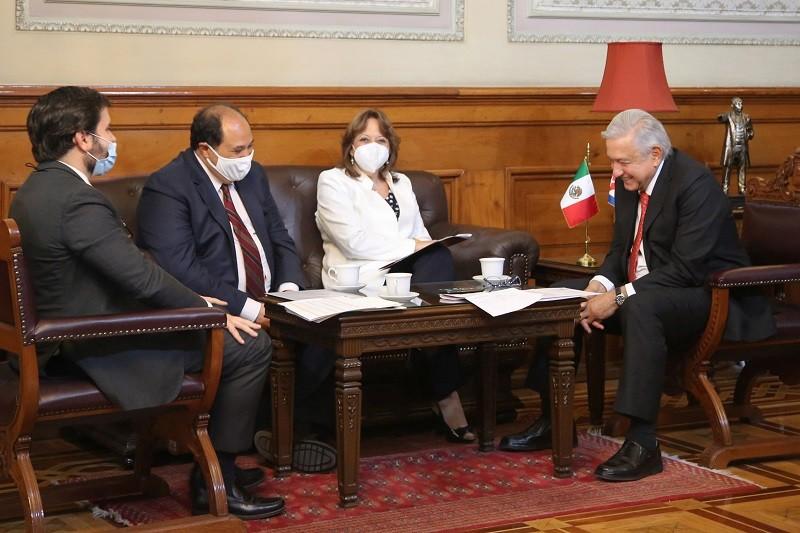 López Obrador agradece a Cuba, apoyo médico para enfrentar pandemia