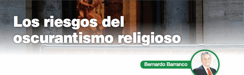 Protegido: Los riesgos del oscurantismo religioso