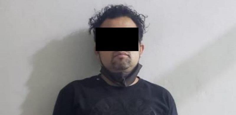 Seguridad de Coacalco detiene a seis presuntos asaltantes de transporte público