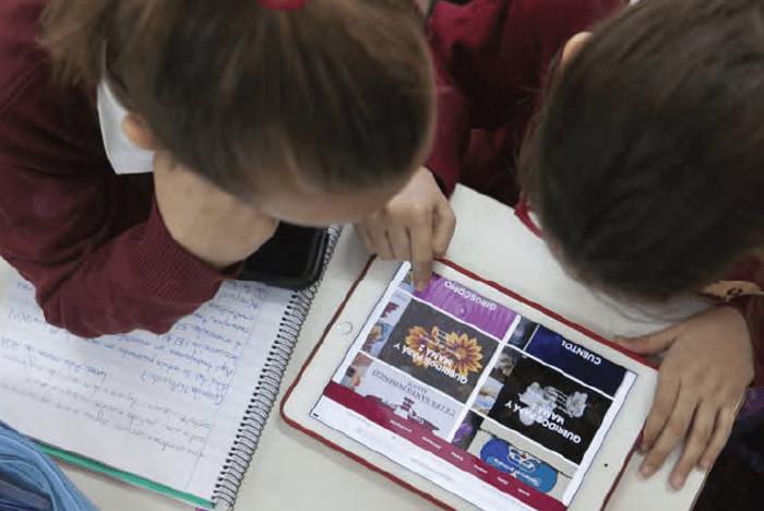 Protegido: Nuevos consumos en pantallas múltiples y cultura infantil de nativos digitales