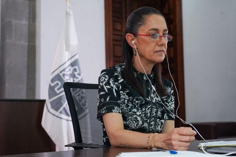 Participa Jefa de Gobierno en el Foro Abierto de Ciencias Latinoamérica y el Caribe 2021