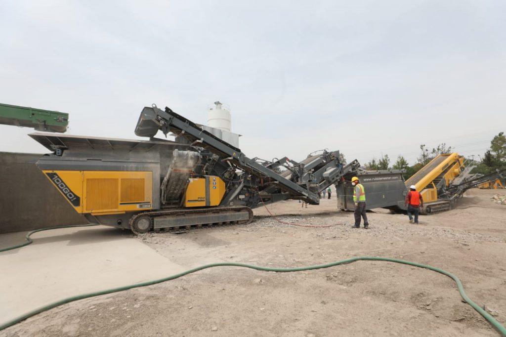 Inauguran centro de reciclaje en la Miguel Hidalgo
