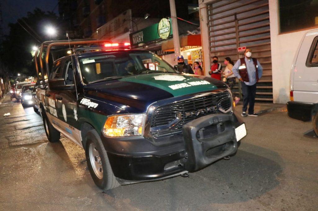 Refuerza alcaldía Miguel Hidalgo vigilancia en sus calles