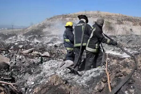 Con finanzas sanas se logra equipar a bomberos en Atizapán
