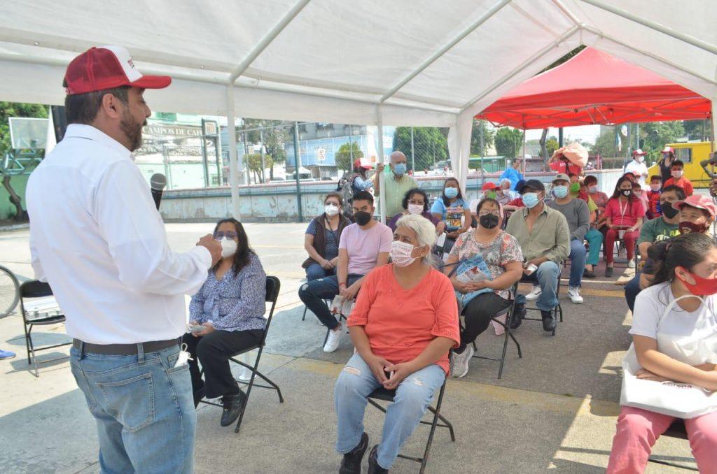 Propone Vidal Llerenas acciones sustentables para fomento de economía local.