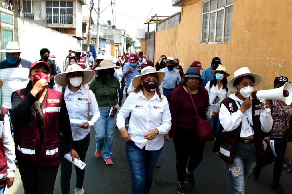 Venegas Tapia ofrece crear un centro de atención POST-COVID en Milpa Alta