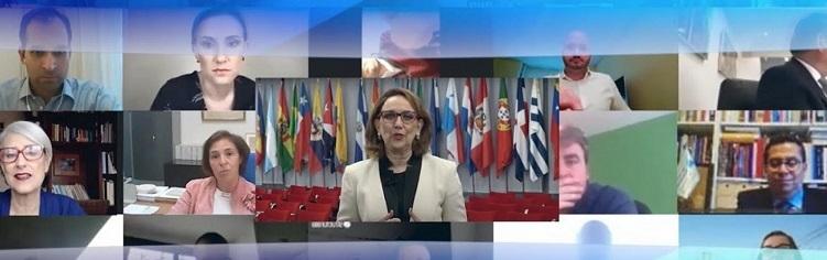 Iniciará el Segundo Congreso Iberoamericano Virtual de Gestión Cultural y Promoción Cultural.