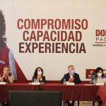 Presenta Dolores Padierna Plan de Desarrollo Urbano para la Alcaldía Cuauhtémoc