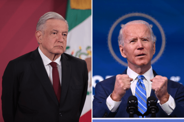 López Obrador y Joe Biden mantendrán teleconferencia el próximo jueves