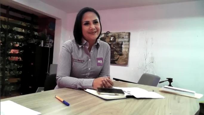 Liliana Becerril ofrece hacer un pacto por los valores de la familia en Tlaxcala