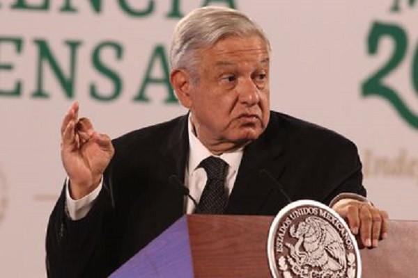 INE Y TEPJF son una contradicción a la democracia: López Obrador