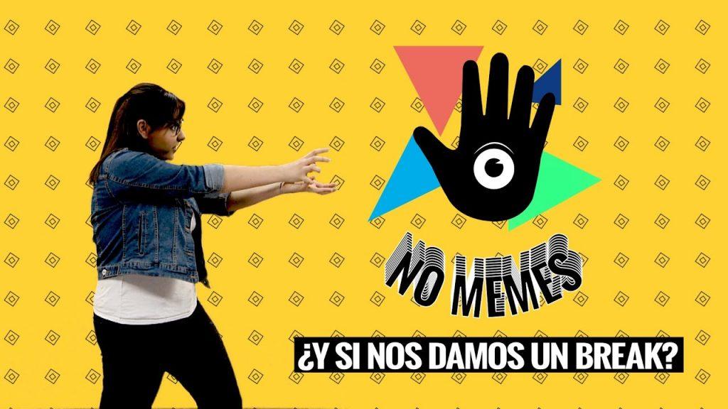 No Memes contribuye a la alfabetización digital: Dany Kino