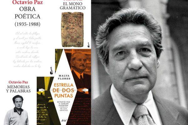 Octavio Paz, figura capital de las letras contemporáneas