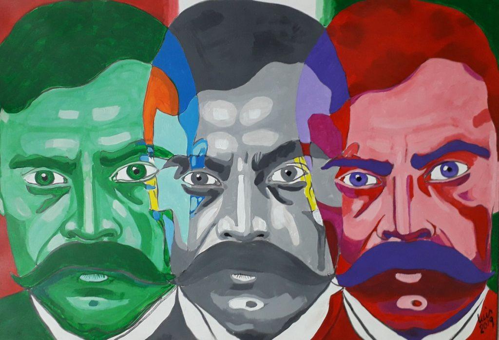 La imagen de Emiliano Zapata