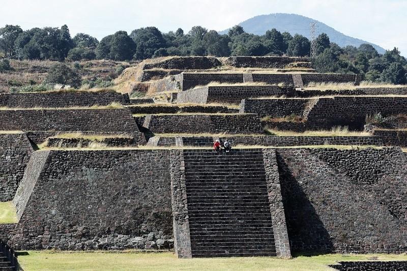 Amplían a 50 por ciento aforo de zonas arqueológicas en la entidad mexiquense