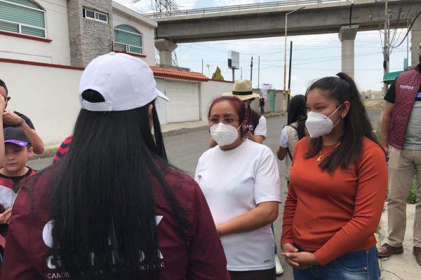 Cámaras de vigilancia en todo Metepec: Gaby Gamboa