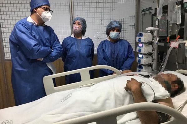 Autoridades médicas del IMSS dan seguimiento a recuperación de pacientes hospitalizados tras accidente en Línea 12 del Metro