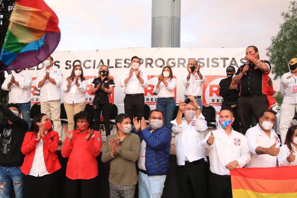 RSP aglutina a 20 mil progresistas en Ciudad de México durante mítines