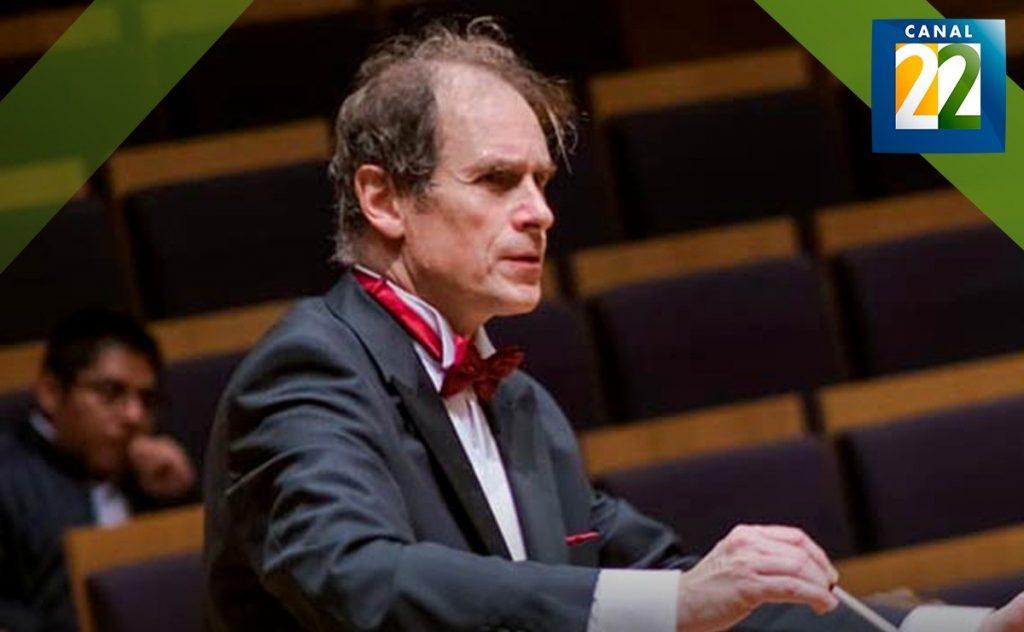 La Sinfonía Fantástica de Berlioz en Canal 22