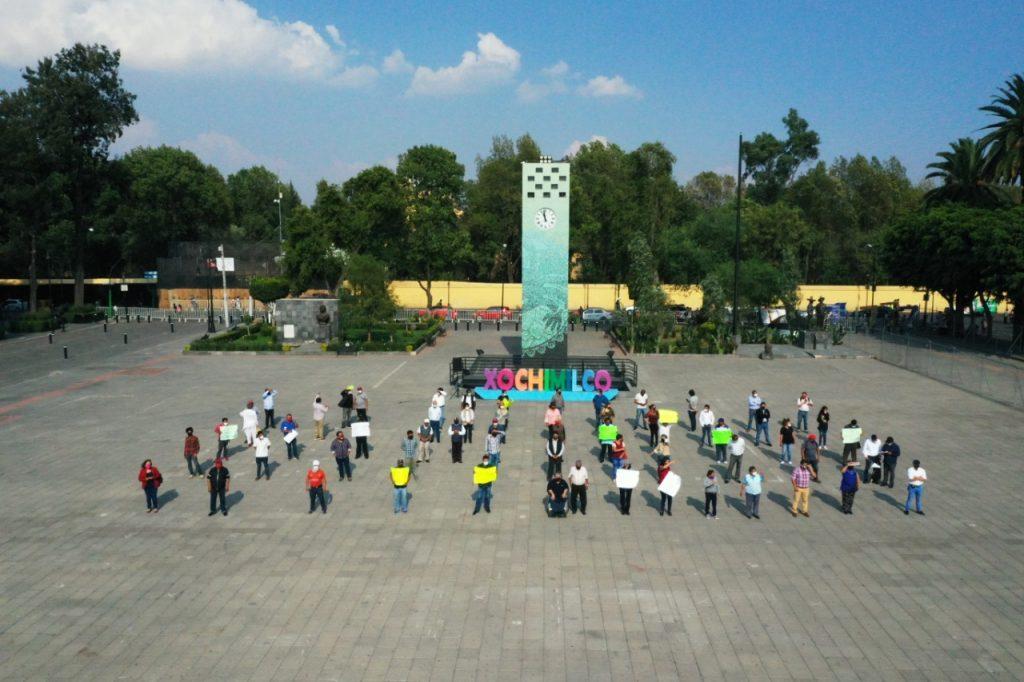 Más de 60 líderes de distintos sectores se unen al proyecto de MORENA en Xochimico