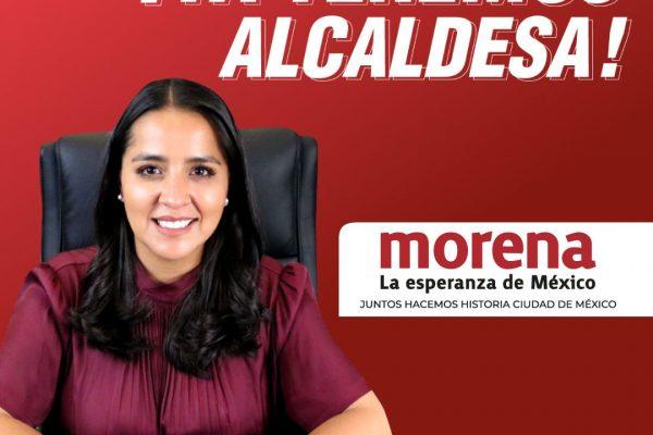 Aventaja Patricia Ortiz en el primer Debate Chilango por la Alcaldía Magdalena Contreras