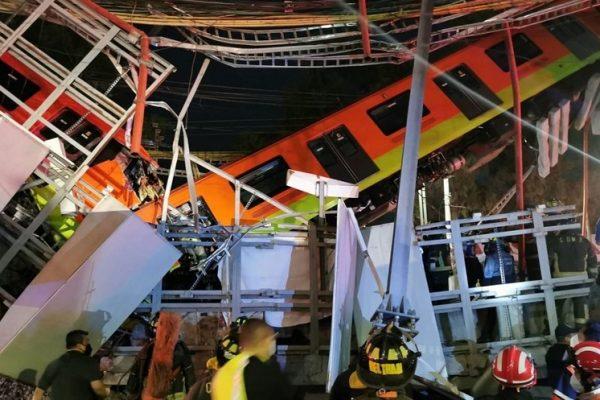 López Obrador lamenta el accidente en la línea 12 del Metro