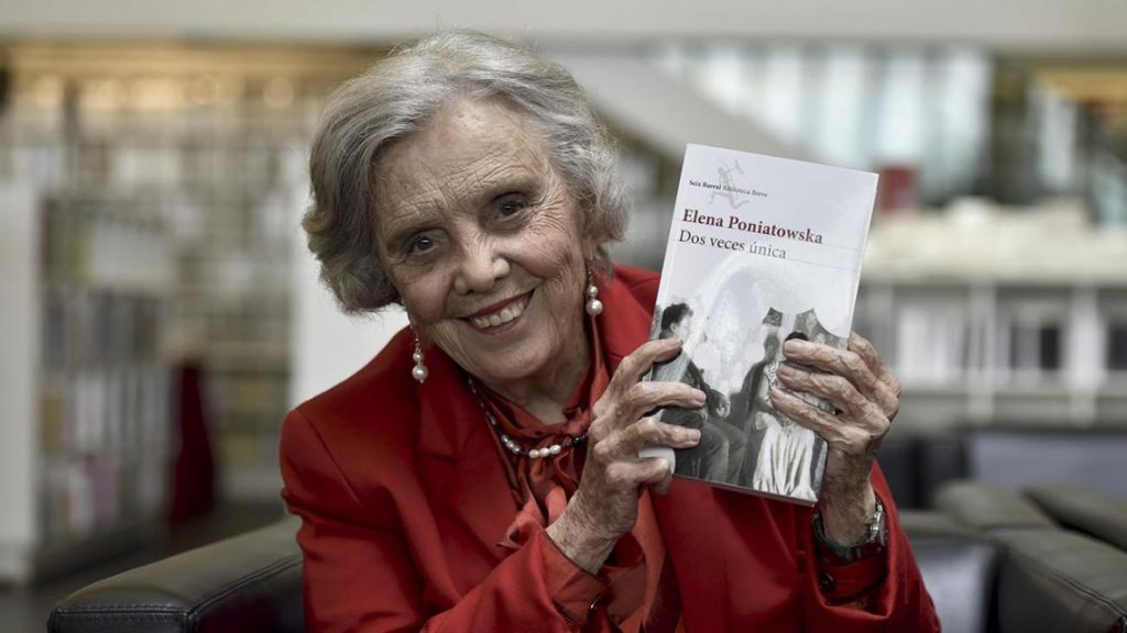 Elena Poniatowska, narradora del compromiso social y la historia contemporánea
