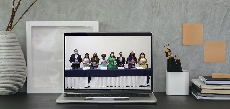 """Se realiza la presentación del libro """"equidad de género en el acceso a la información y la protección de datos personales"""""""
