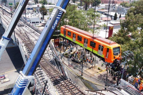 Comunicación con la empresa que realizará peritaje a la Línea 12 del Metro: López Obrador