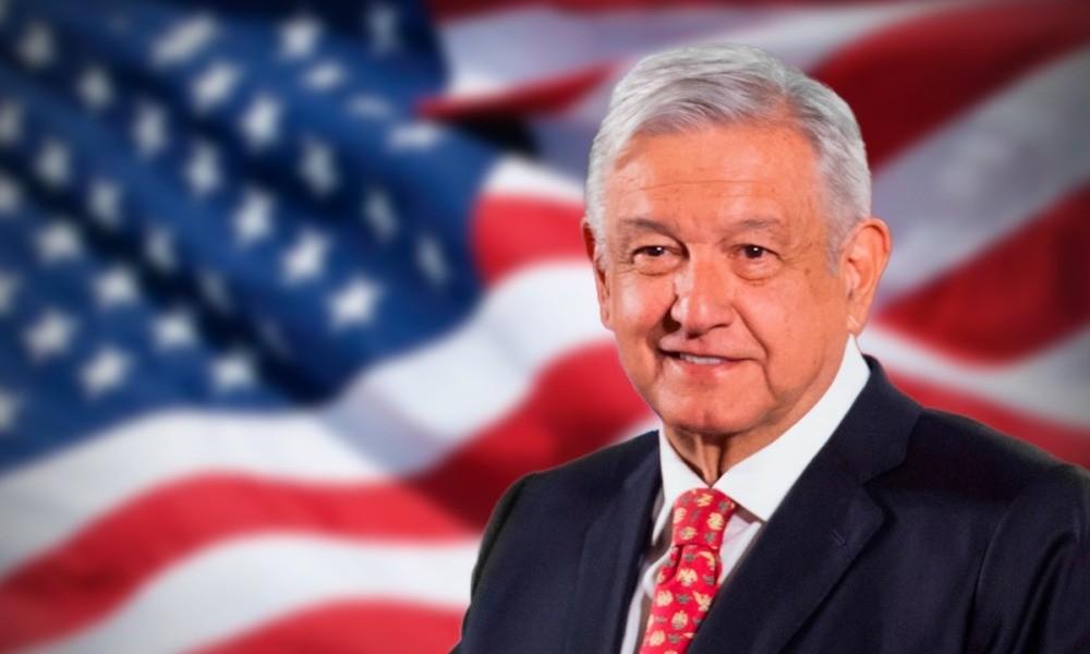 Estados Unidos no puede financiar organizaciones políticas mexicanas: López Obrador