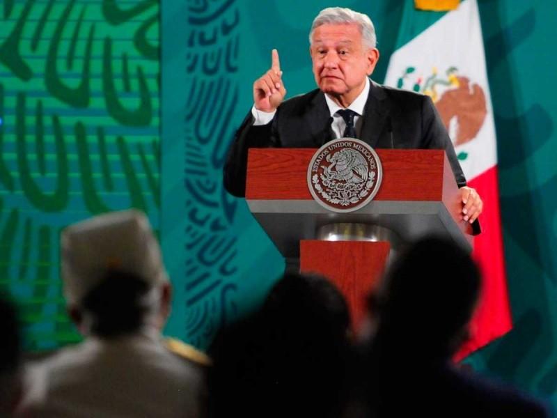 La Fiscalía continuará con el caso en contra del gobernador García Cabeza de Vaca: López Obrador