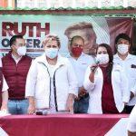Ruth Olvera Nieto garantiza que seguridad alimentaria y huertos familiares son opción en Atizapán de Zaragoza