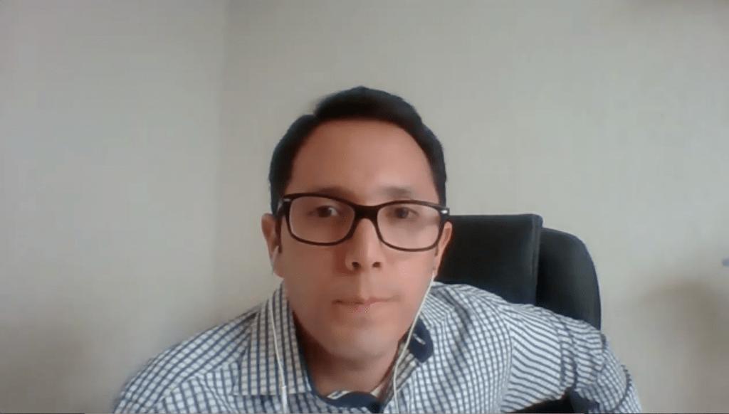 "Voto informado con aplicación ""Buro Parlamentario"": Sergio Bárcena"