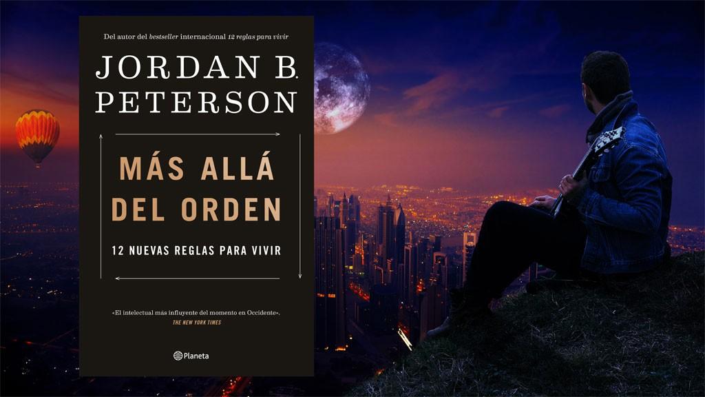 Más allá del orden, el esperado libro de Jordan Peterson