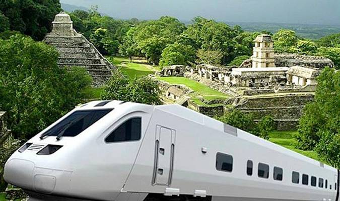 Tren Maya permitirá que millones de turistas conozcan la riqueza cultural del sureste: López Obrador