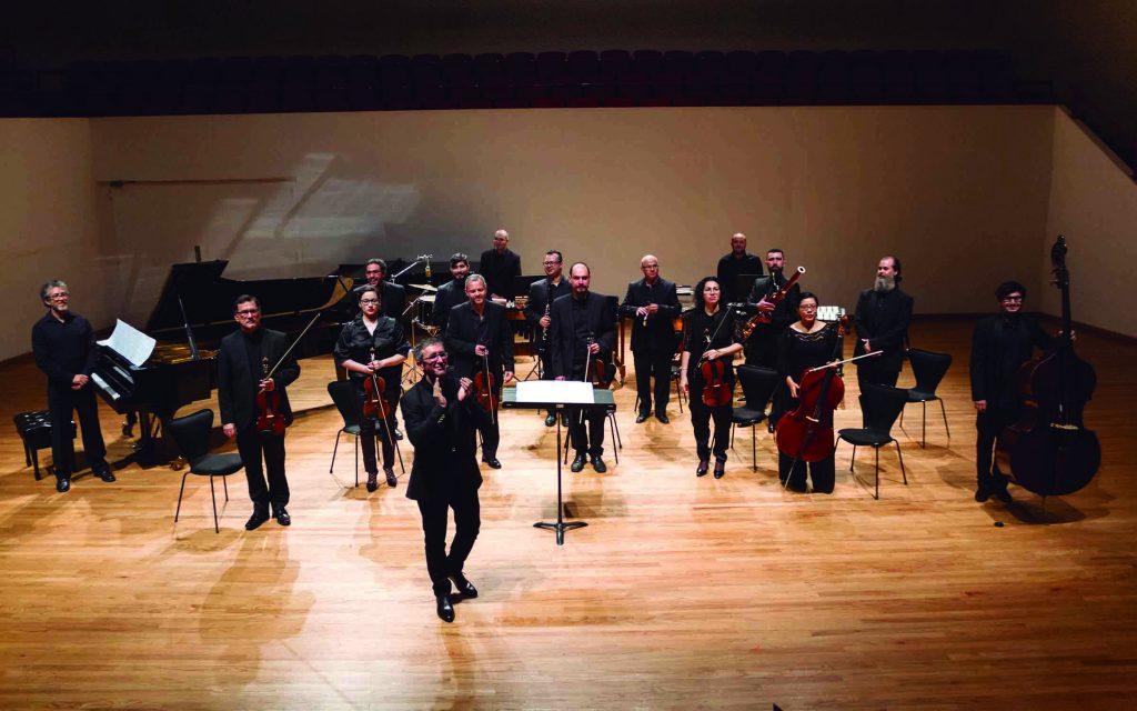 El Ensamble Cepromusic regresa con música en vivo a los escenarios del Centro Nacional de las Artes