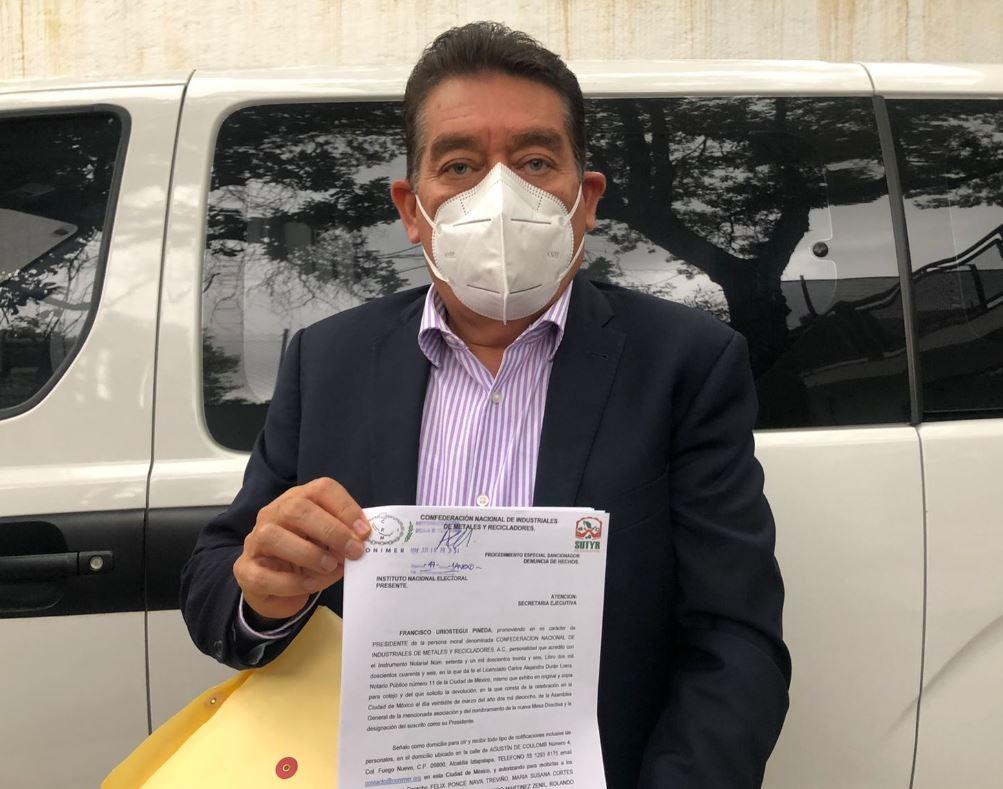 El INE está obligado a dejar sin registro al PVEM, su violación a la ley electoral es recurrente: Francisco Uriostegui Pineda