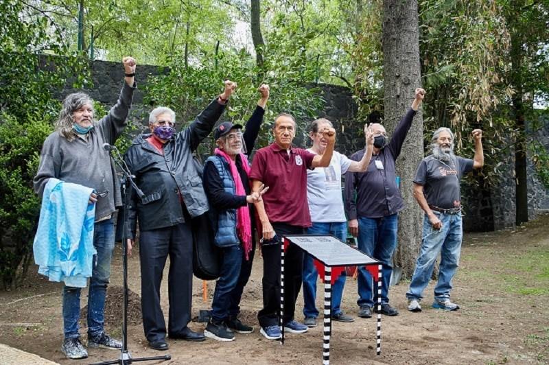 El Complejo Cultural Los Pinos abre un espacio simbólico en contra de la represión: El Jardín de la Memoria