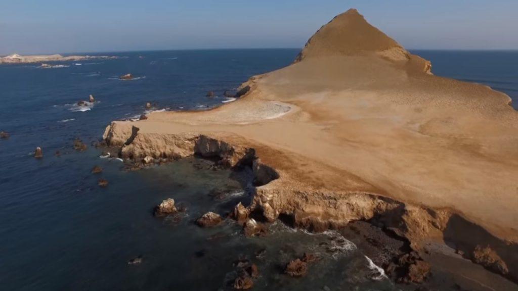 Canal 22 presenta Paracas, un viaje por el reino del viento en Perú