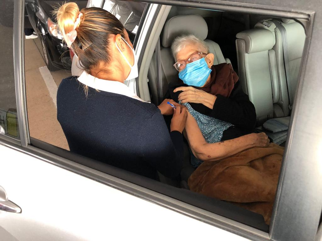 Más de 47 mil adultos mayores han recibido segunda dosis en Naucalpan