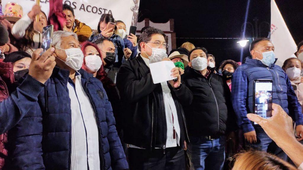 Gana MORENA en Xochimilco
