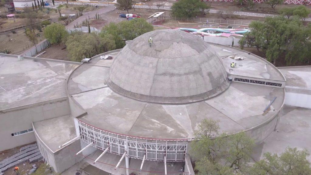 Ecatepec abrirá en septiembre nuevo planetario con tecnología 8k