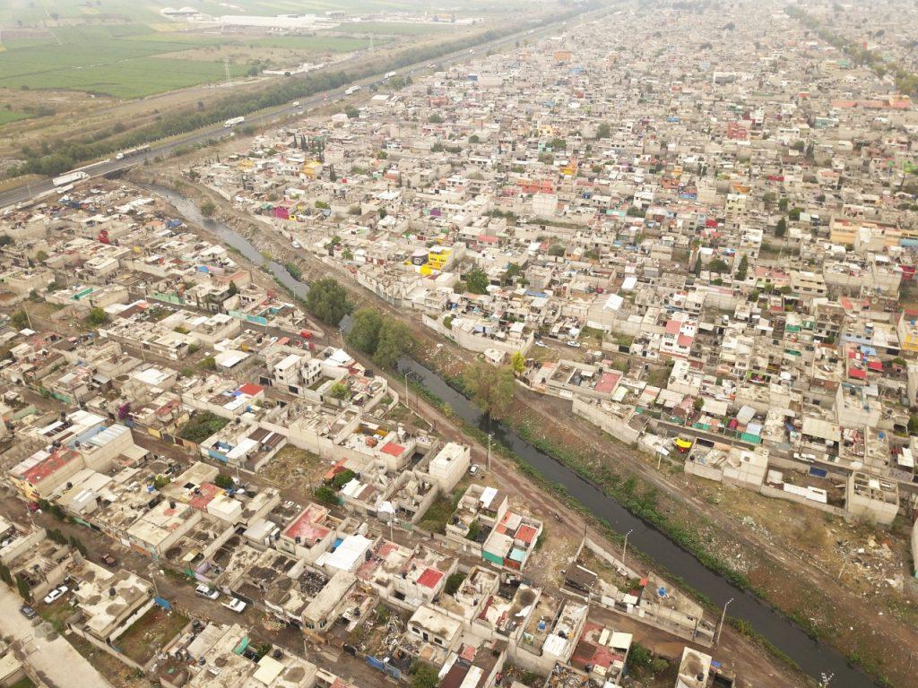Gobierno de Ecatepec sanea tres predios que eran utilizados como tiraderos clandestinos