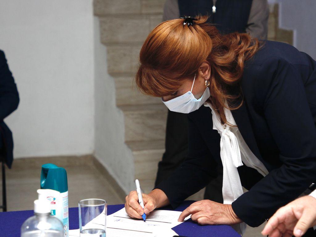 Judith Venegas recibe constancia de mayoría como alcaldesa electa de Milpa Alta