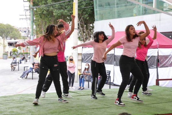 Muestran talento joven en San Bartolo