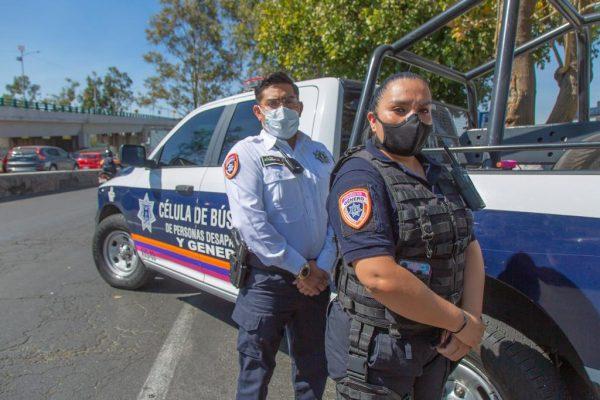 Policías de Tlalnepantla detienen a dos por violencia de género