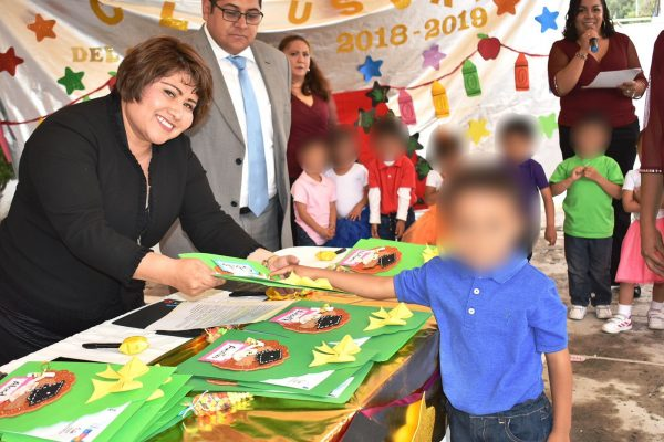 Reabren estancias infantiles de DIF Tlalnepantla