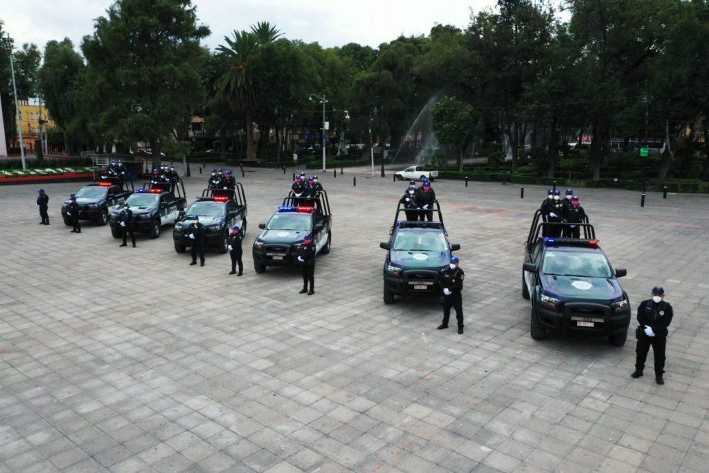 Atenderá Xochimilco violencia de género con escuadrón policiaco